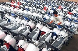 Motorcycle sales affects